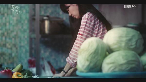 KBS 수목드라마 <동백꽃 필 무렵>의 한 장면