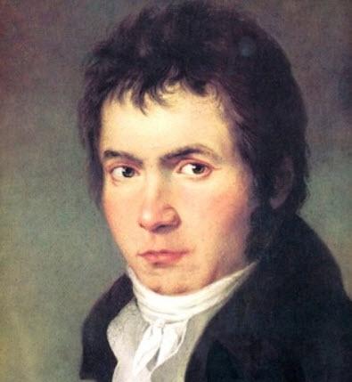 젊은 베토벤(1804년경)