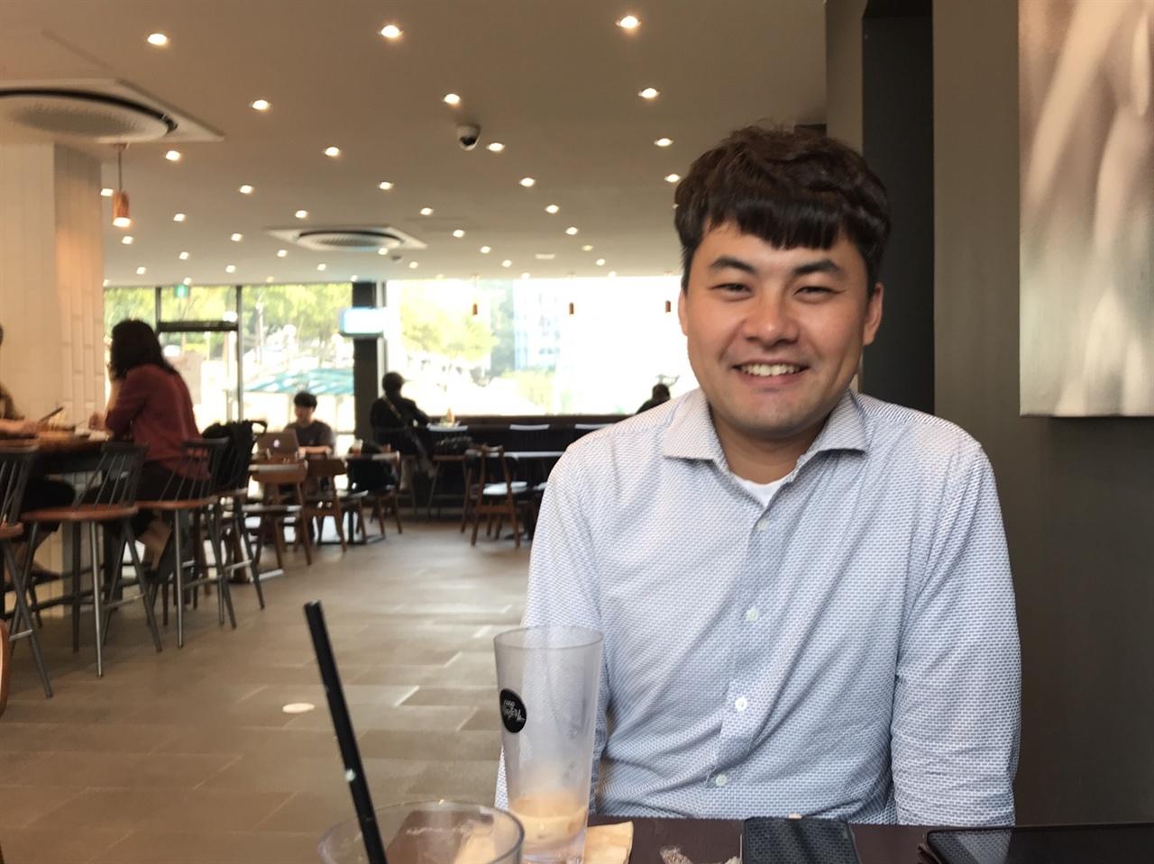 이훈희 장신대 신학대학원 원우회장