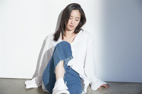 배우 전여빈 인터뷰 사진