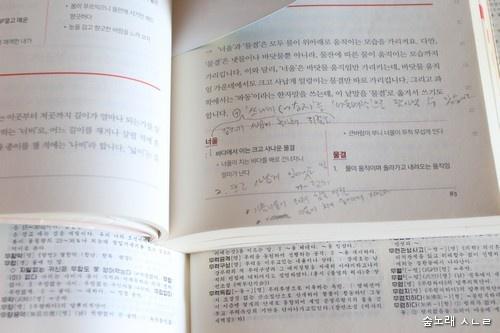 사전을 쓰는 사람은 이미 내놓은 사전이라 하더라도 틈틈이 뜻풀이를 보태거나 손질한다. 사전은 늘 살아서 움직이는 '말집'이기에.