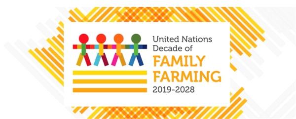 유엔식량농업기구에서 '유엔 가정농의 해 10년 2019-2028'이라는 기치를 내걸었다.(출처: 유엔식량농업기구)