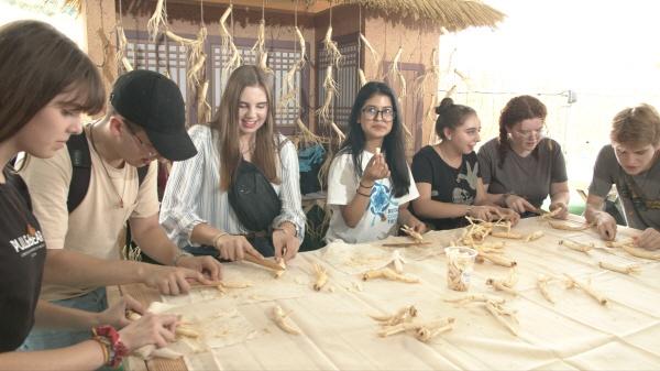 6일 폐막한 '제38회 금산인삼축제'에 많은 외국인 관광객들이 찾으며 '글로벌 축제'로의 발전 가능성을 확인했다.(자료 사진)