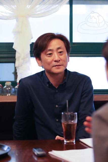 SBS 드라마 〈닥터탐정〉을 연출한 박준우 PD