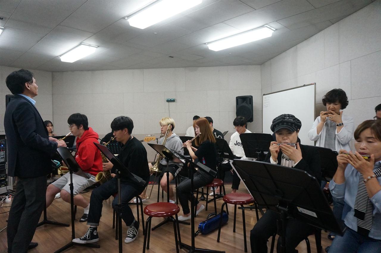 2019 종로랑 페스티벌 기획공연 연습현장