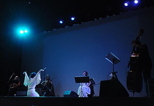 산쇼다유 2 유라시안 오페라 산쇼다유 공연 장면 2