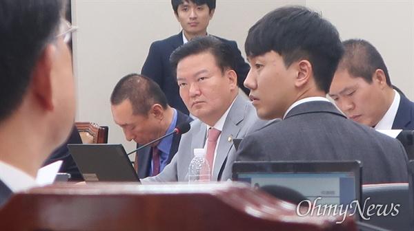 10일 국회에서 국토교통위 한국도로공사 국정감사가 진행됐다.