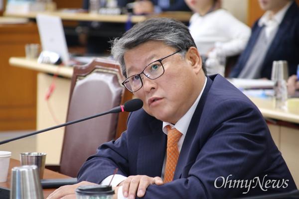 조원진 대한애국당 국회의원.