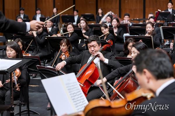 인천시립교향악단과 인구보건복지협회가 함께 준비한 '아이(i) 사랑 태교음악회'가 10월 31일 인천문화예술회관 소공연장에서 열린다.