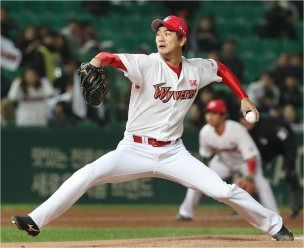 제2의 전성기를 맞은 SK 에이스 김광현