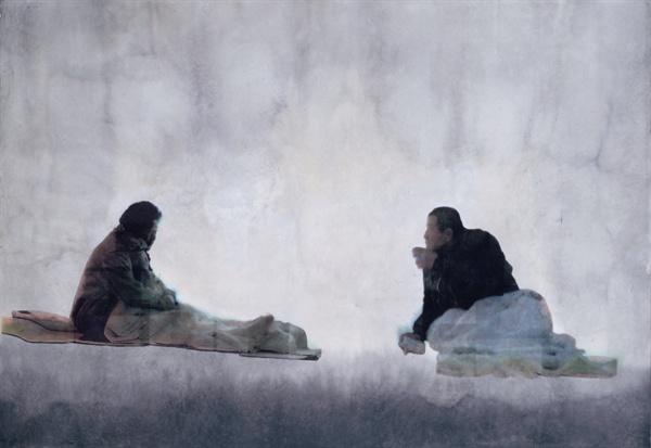 김선태 작가의 작품 '지난밤 2005'.