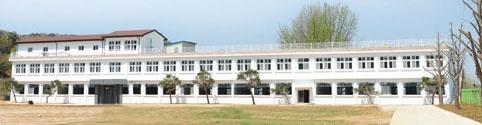 충남 당진시에 위치한 대안학교 '시내산 중고등학교'