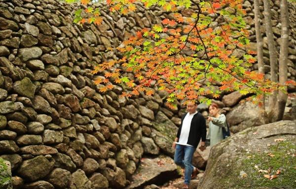 지리산 단풍(10월 19일).