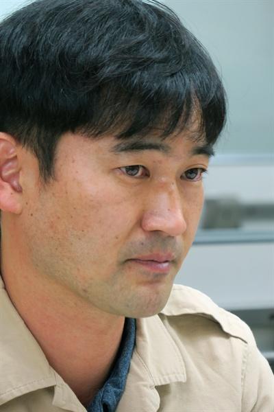 김정호 청주동물원 수의사(진료사육팀장).