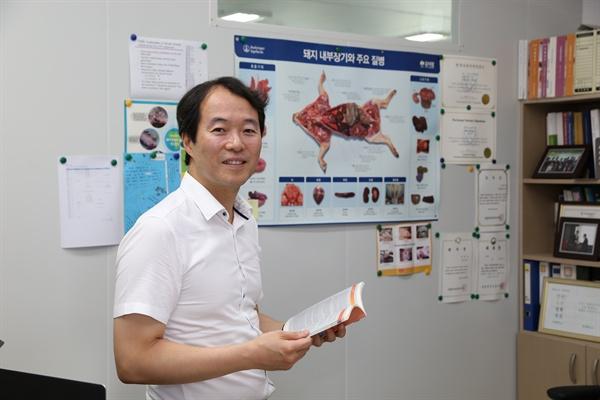 김현일 양돈수의사회 ASF 비상대책 센터장