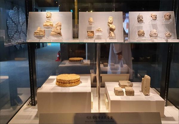 회암사터 유물 양주시립회암사지박물관에는 고려시대 가장 큰 절이었던 회암사 터에서 나온 유물들이 가득하다.