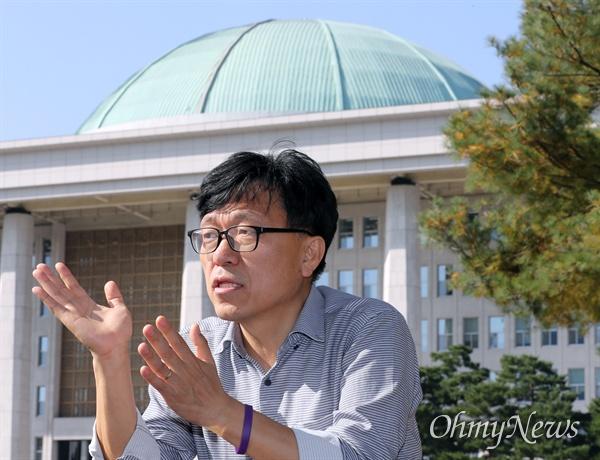 하승수 녹색당 공동운영위원장