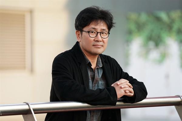 전계수 감독 인터뷰 사진