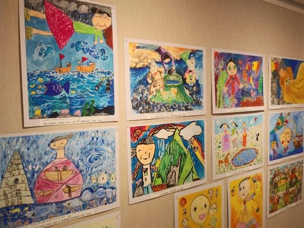 한국어린이작품 한국어린이신화작품