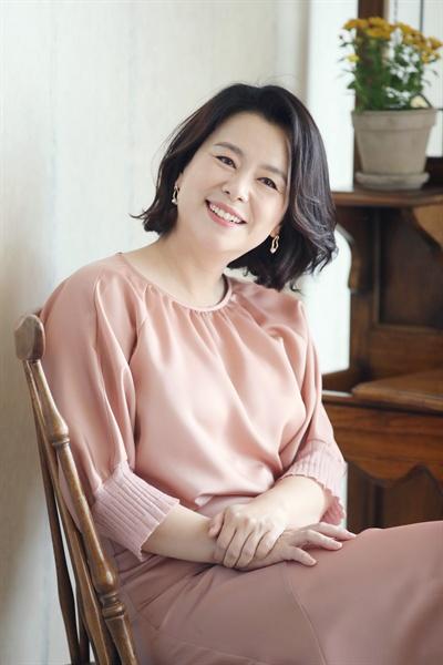 장혜진 인터뷰 사진