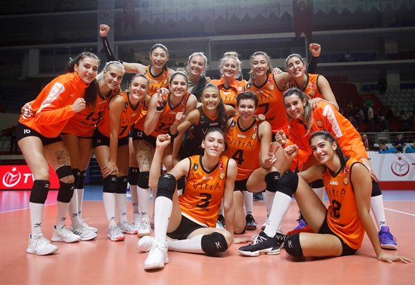 에자즈바쉬 선수들... 2019-2020 터키 리그 에자즈바쉬-갈라타사라이 경기 (2019.10.29)