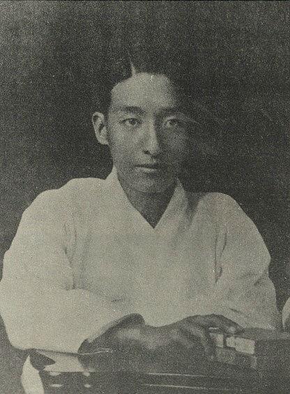 이름조차 생소한 박재혁 지사. 그는 치밀했고 대범했다. 현존하는 유일한 사진이다.