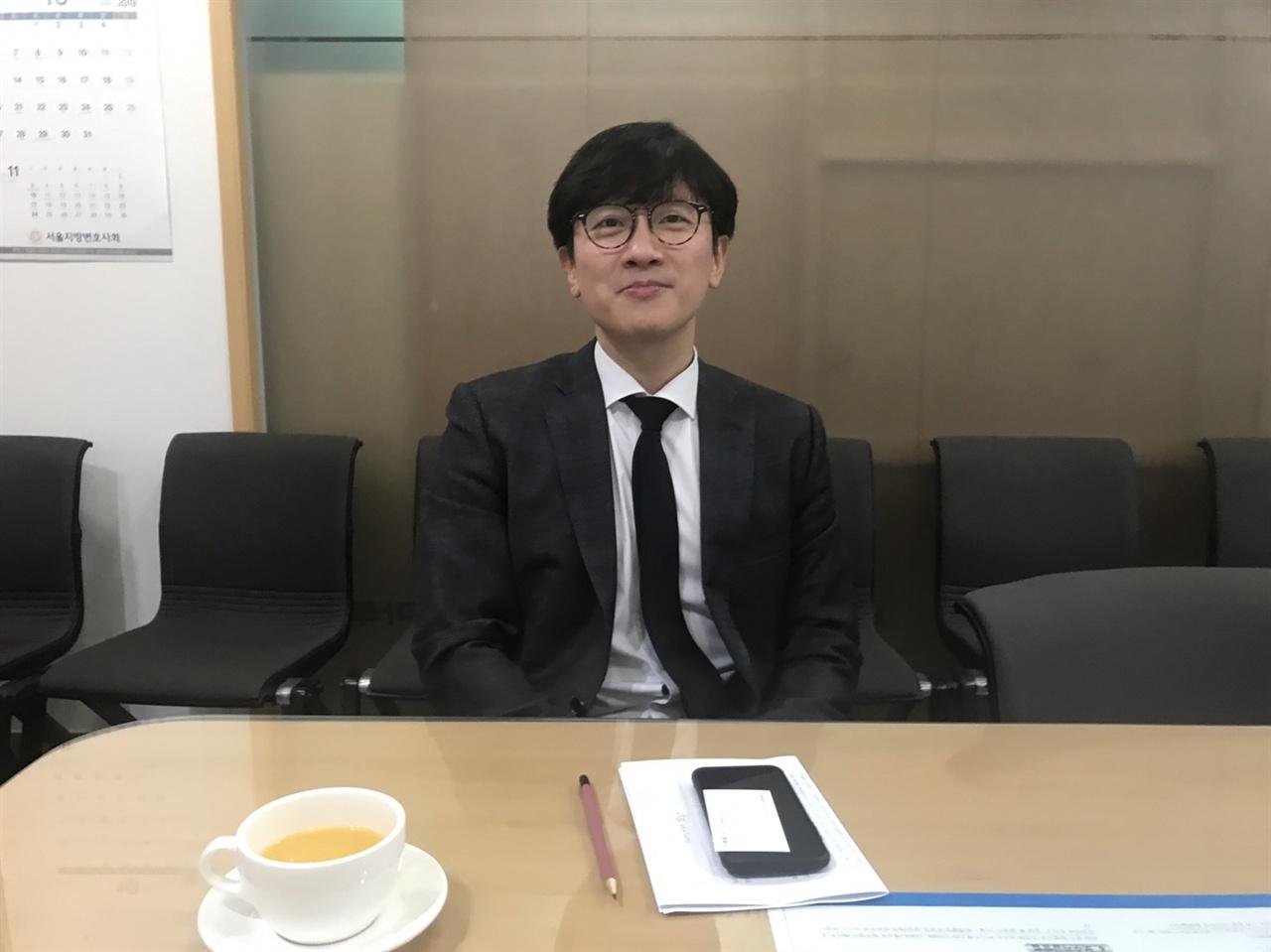KBS <시사직격> MC인 임재성 변호사