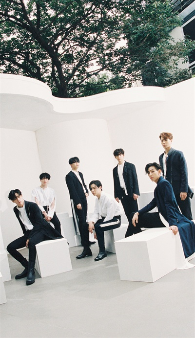GOT7(JB, 마크, 잭슨, 진영, 영재, 뱀뱀, 유겸)의 새 앨범 'Call My Name'