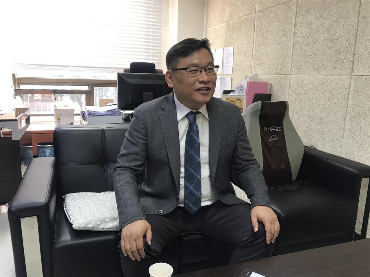 박시영 윈지 코리아 컨설팅 대표