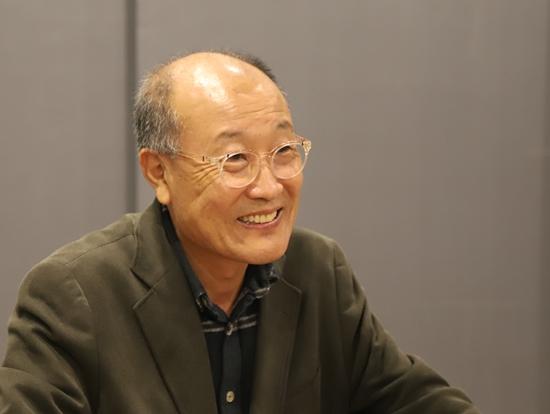 """▲ 김재철 전 MBC사장이 """"사천남해하동을 디자인하고 싶다""""는 말로 총선 출마의지를 밝혔다."""