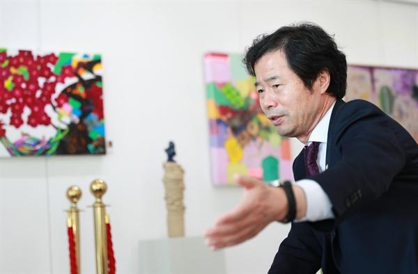 김승환 시도교육감협의회장.
