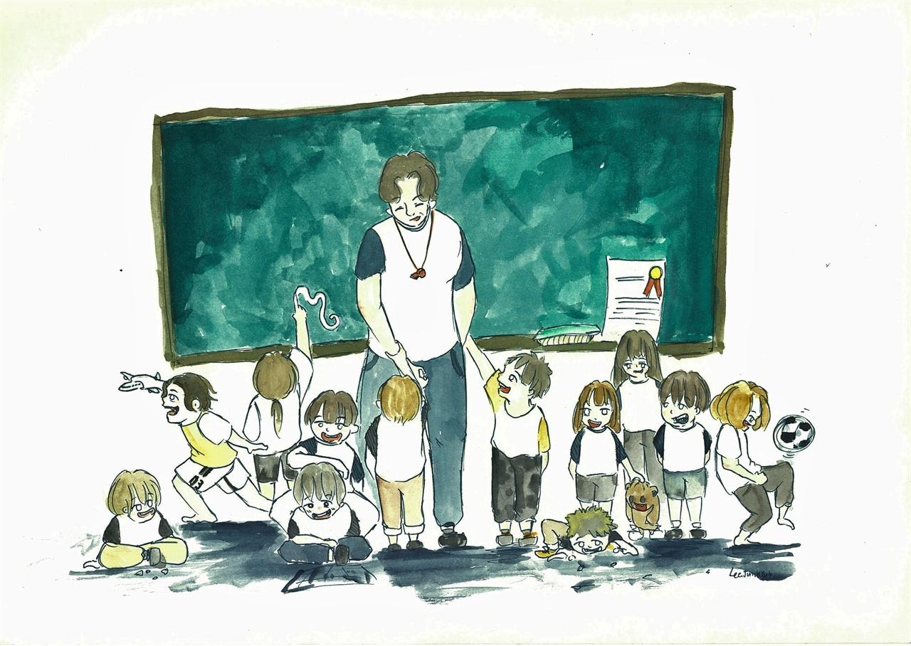 체육교사로 재직 중인 이성남씨 그는 바라던 대로 졸업 전에 임용고시에 합격해 체육교사가 됐다. 지금은 2017년 교육부에서 주는 학교체육수업 내실화 부문 '학교 체육 대상'을 받을 정도로 열정 넘치게 일하고 있다.