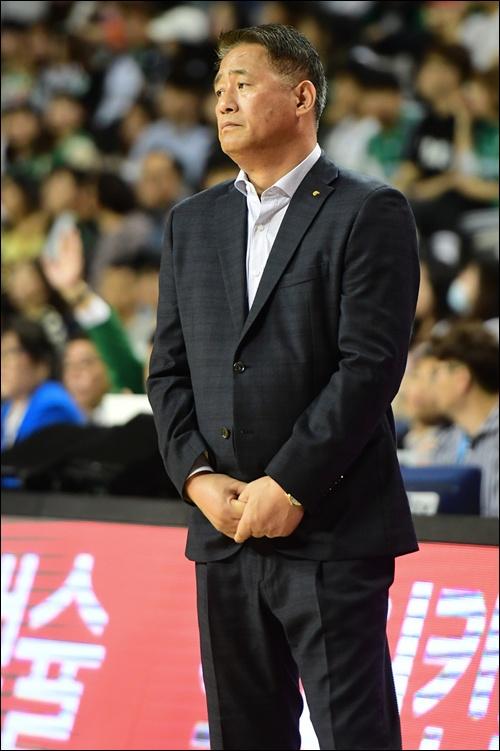 '포워드 농구'를 선호하는 고양오리온 추일승 감독