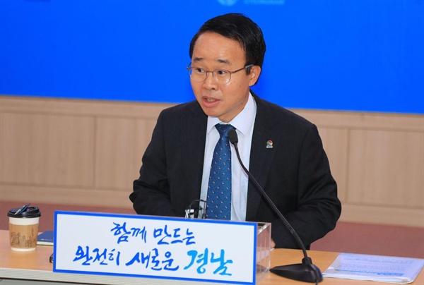 박성호 경남도 행정부지사.