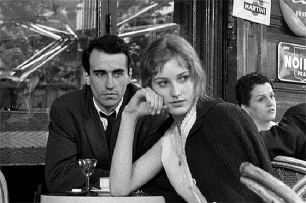 1960년대 프랑스의 새로운 영화적 흐름인 누벨바그 영화 로베르 브레송 감독의 <소매치기>