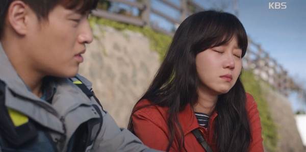 KBS 2TV 드라마 <동백꽃이 필 무렵>의 한 장면