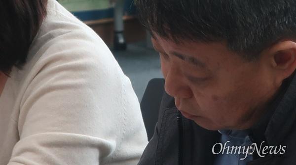 '예은아빠' 유경근 4.16 세월호 참사 가족협의회 전 집행위원장