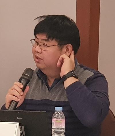 토론자 김정대 군포시민신문 편집국장