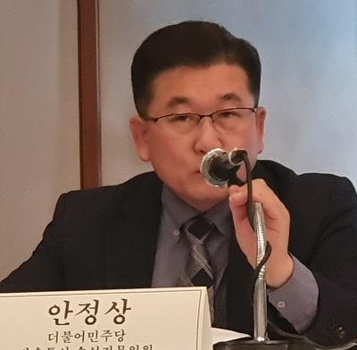 토론자 안정상 더불어민주당 방송통신수석전문위원