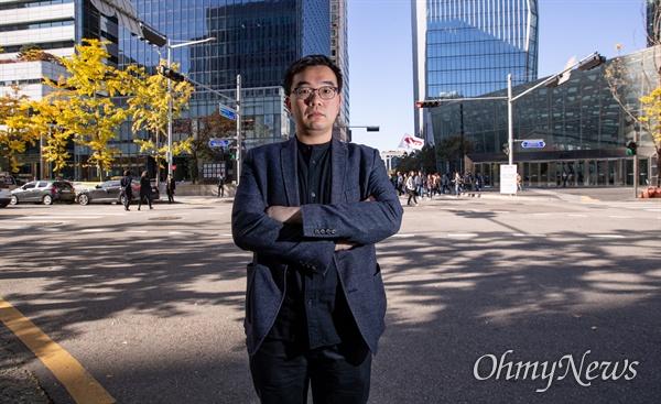 얀 호 라이 홍콩 민간인권전선 부의장