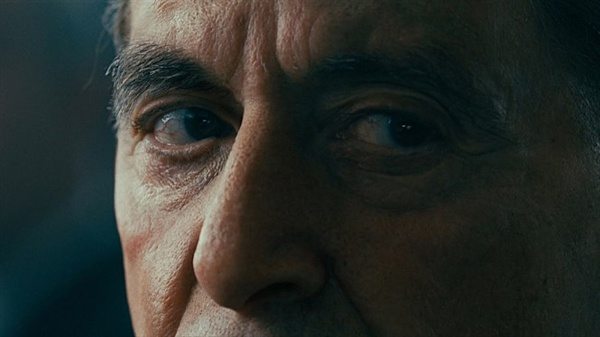 영화 <아이리시맨>의 한 장면.