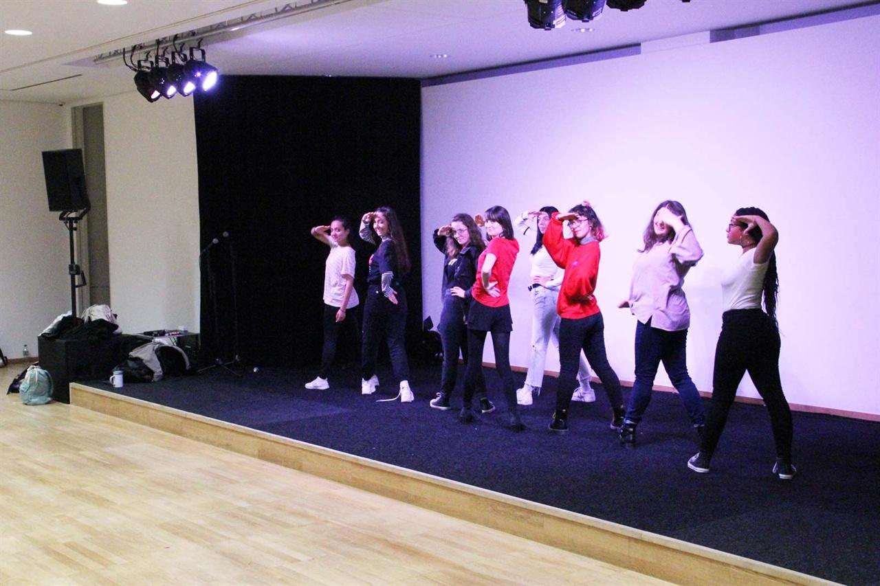 10~20대의 벨기에 젊은이들이 케이팝과 케이팝 댄스를 통해 한국 문화를 만난다.
