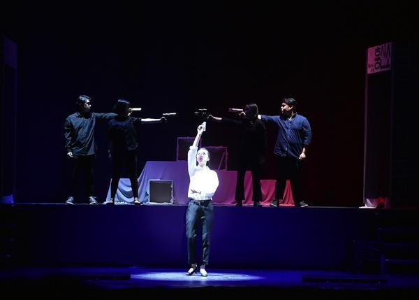 뮤지컬 사계, 공연모습