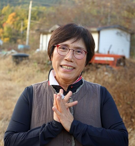 ▲ 서랍 속 인터뷰 스물네 번째 주인공 박영옥 씨.