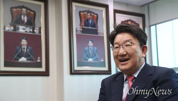 권성동 자유한국당 의원.