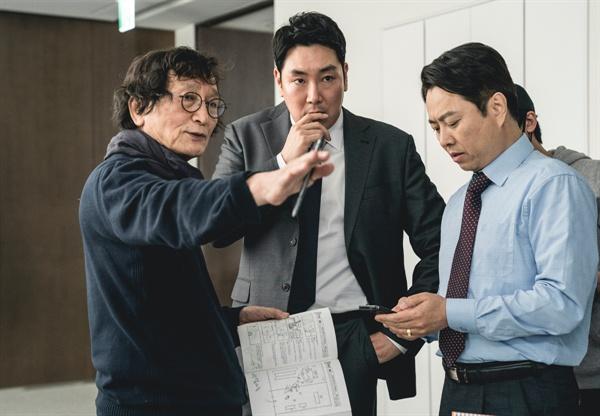 <블랙머니> 정지영 감독