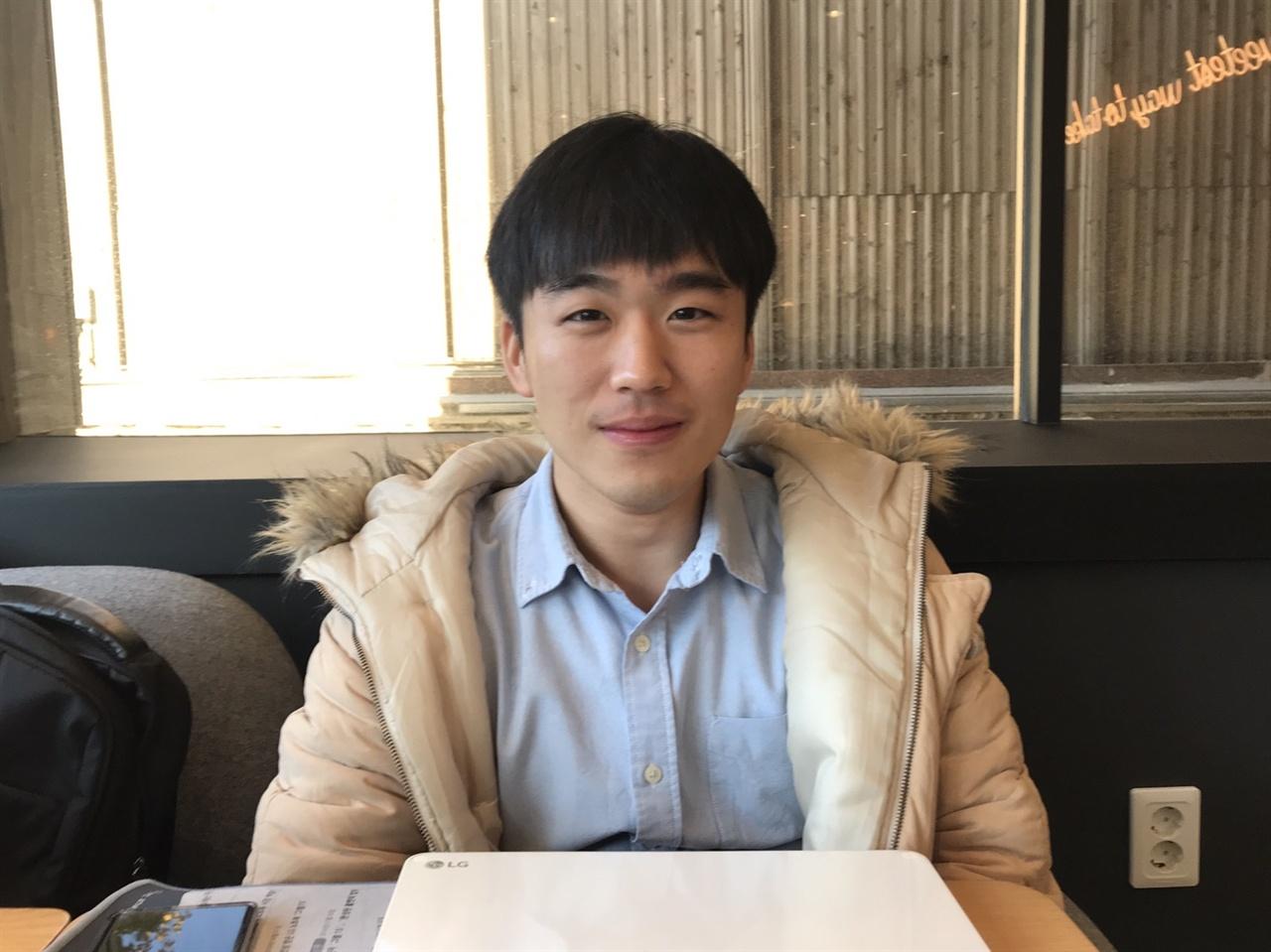 황희두 더불어민주당 총선기획단 위원