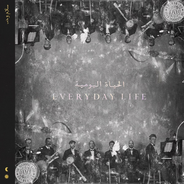콜드플레이의 8집 < Everyday Life >는 밴드의 후반기 커리어에서 가장 인상적인 작품이다.