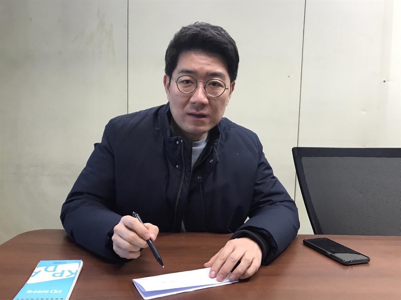 강윤기 KBS <더 라이브> 팀장
