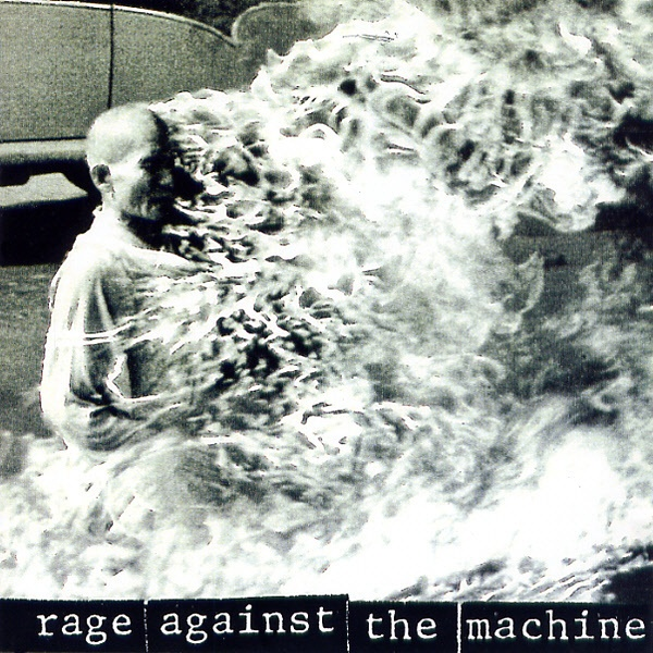 레이지 어게인스트 더 머신(Rage Against The Machine)의 데뷔 앨범